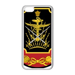 Logo Of Imperial Iranian Ministry Of War Apple Iphone 5c Seamless Case (white)
