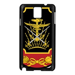 Logo Of Imperial Iranian Ministry Of War Samsung Galaxy Note 3 N9005 Case (black)