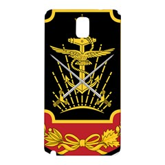 Logo Of Imperial Iranian Ministry Of War Samsung Galaxy Note 3 N9005 Hardshell Back Case