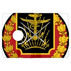 Logo Of Imperial Iranian Ministry Of War Kindle Fire Hdx Flip 360 Case