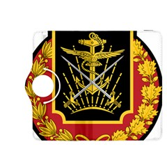 Logo Of Imperial Iranian Ministry Of War Kindle Fire Hdx 8 9  Flip 360 Case