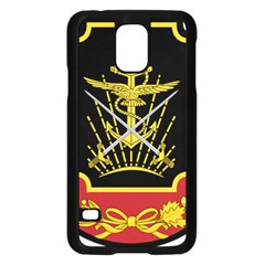 Logo Of Imperial Iranian Ministry Of War Samsung Galaxy S5 Case (black)
