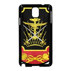 Logo Of Imperial Iranian Ministry Of War Samsung Galaxy Note 3 Neo Hardshell Case (black)