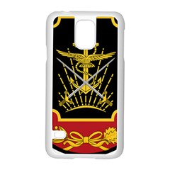 Logo Of Imperial Iranian Ministry Of War Samsung Galaxy S5 Case (white)