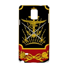 Logo Of Imperial Iranian Ministry Of War Samsung Galaxy Note 4 Hardshell Case