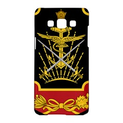 Logo Of Imperial Iranian Ministry Of War Samsung Galaxy A5 Hardshell Case