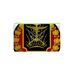 Logo Of Imperial Iranian Ministry Of War Cosmetic Bag (xs)