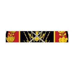 Logo Of Imperial Iranian Ministry Of War Flano Scarf (mini)