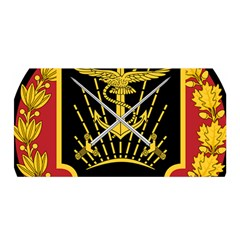 Logo Of Imperial Iranian Ministry Of War Satin Wrap