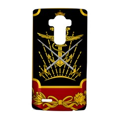 Logo Of Imperial Iranian Ministry Of War Lg G4 Hardshell Case