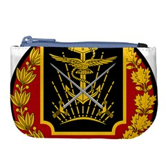 Logo Of Imperial Iranian Ministry Of War Large Coin Purse