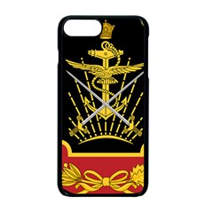 Logo Of Imperial Iranian Ministry Of War Apple Iphone 7 Plus Seamless Case (black)