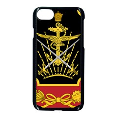 Logo Of Imperial Iranian Ministry Of War Apple Iphone 7 Seamless Case (black)