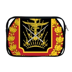 Logo Of Imperial Iranian Ministry Of War Apple Macbook Pro 17  Zipper Case