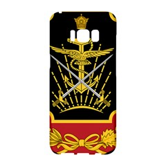 Logo Of Imperial Iranian Ministry Of War Samsung Galaxy S8 Hardshell Case
