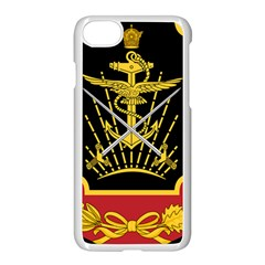 Logo Of Imperial Iranian Ministry Of War Apple Iphone 8 Seamless Case (white)