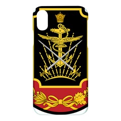 Logo Of Imperial Iranian Ministry Of War Apple Iphone X Hardshell Case