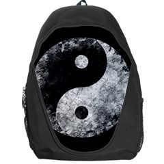 Grunge Yin Yang Backpack Bag