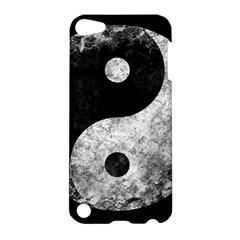 Grunge Yin Yang Apple Ipod Touch 5 Hardshell Case