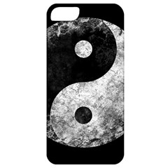 Grunge Yin Yang Apple Iphone 5 Classic Hardshell Case