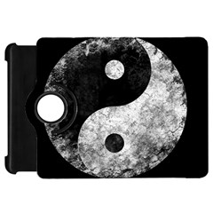 Grunge Yin Yang Kindle Fire Hd 7