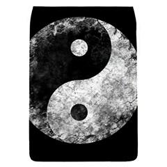 Grunge Yin Yang Flap Covers (s)