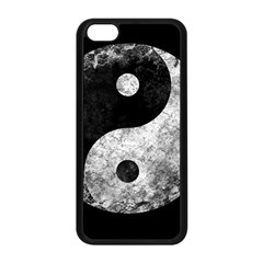 Grunge Yin Yang Apple Iphone 5c Seamless Case (black)