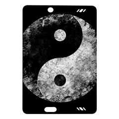 Grunge Yin Yang Amazon Kindle Fire Hd (2013) Hardshell Case