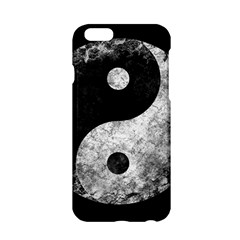 Grunge Yin Yang Apple Iphone 6/6s Hardshell Case