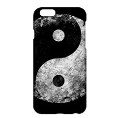 Grunge Yin Yang Apple Iphone 6 Plus/6s Plus Hardshell Case