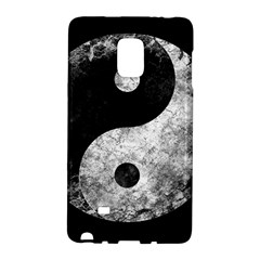 Grunge Yin Yang Galaxy Note Edge