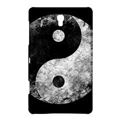 Grunge Yin Yang Samsung Galaxy Tab S (8 4 ) Hardshell Case