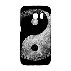Grunge Yin Yang Galaxy S6 Edge