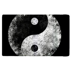 Grunge Yin Yang Apple Ipad Pro 9 7   Flip Case