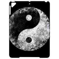 Grunge Yin Yang Apple Ipad Pro 9 7   Hardshell Case