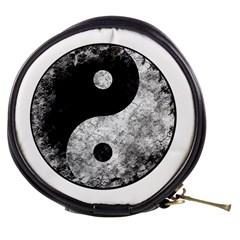 Grunge Yin Yang Mini Makeup Bags