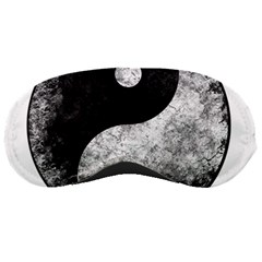 Grunge Yin Yang Sleeping Masks