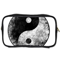 Grunge Yin Yang Toiletries Bags