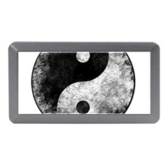 Grunge Yin Yang Memory Card Reader (mini)