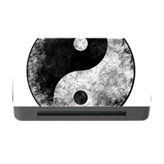 Grunge Yin Yang Memory Card Reader With Cf