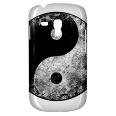 Grunge Yin Yang Galaxy S3 Mini