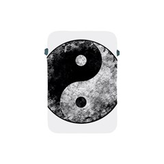 Grunge Yin Yang Apple Ipad Mini Protective Soft Cases