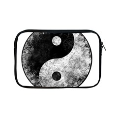 Grunge Yin Yang Apple Ipad Mini Zipper Cases