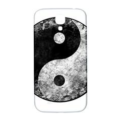 Grunge Yin Yang Samsung Galaxy S4 I9500/i9505  Hardshell Back Case