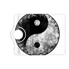 Grunge Yin Yang Kindle Fire Hd (2013) Flip 360 Case