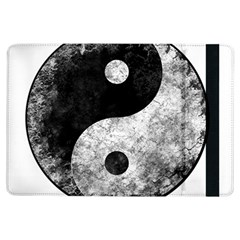 Grunge Yin Yang Ipad Air Flip