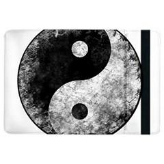 Grunge Yin Yang Ipad Air 2 Flip