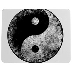 Grunge Yin Yang Jigsaw Puzzle Photo Stand (rectangular)