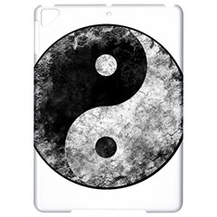 Grunge Yin Yang Apple Ipad Pro 9 7   Hardshell Case