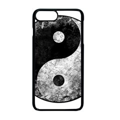 Grunge Yin Yang Apple Iphone 7 Plus Seamless Case (black)